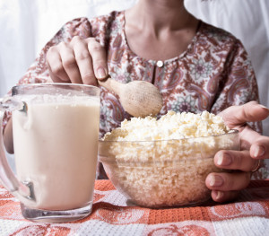 Milk Kefir Grain Probiotic
