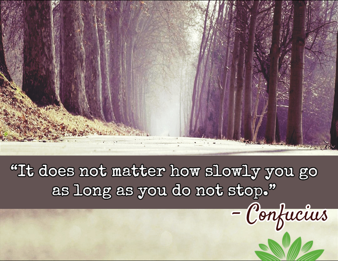 Confucius - Persistence